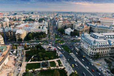 Europa en primavera. Bucarest, Rumania (Getty Images)
