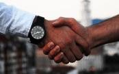 handshake, congratulate