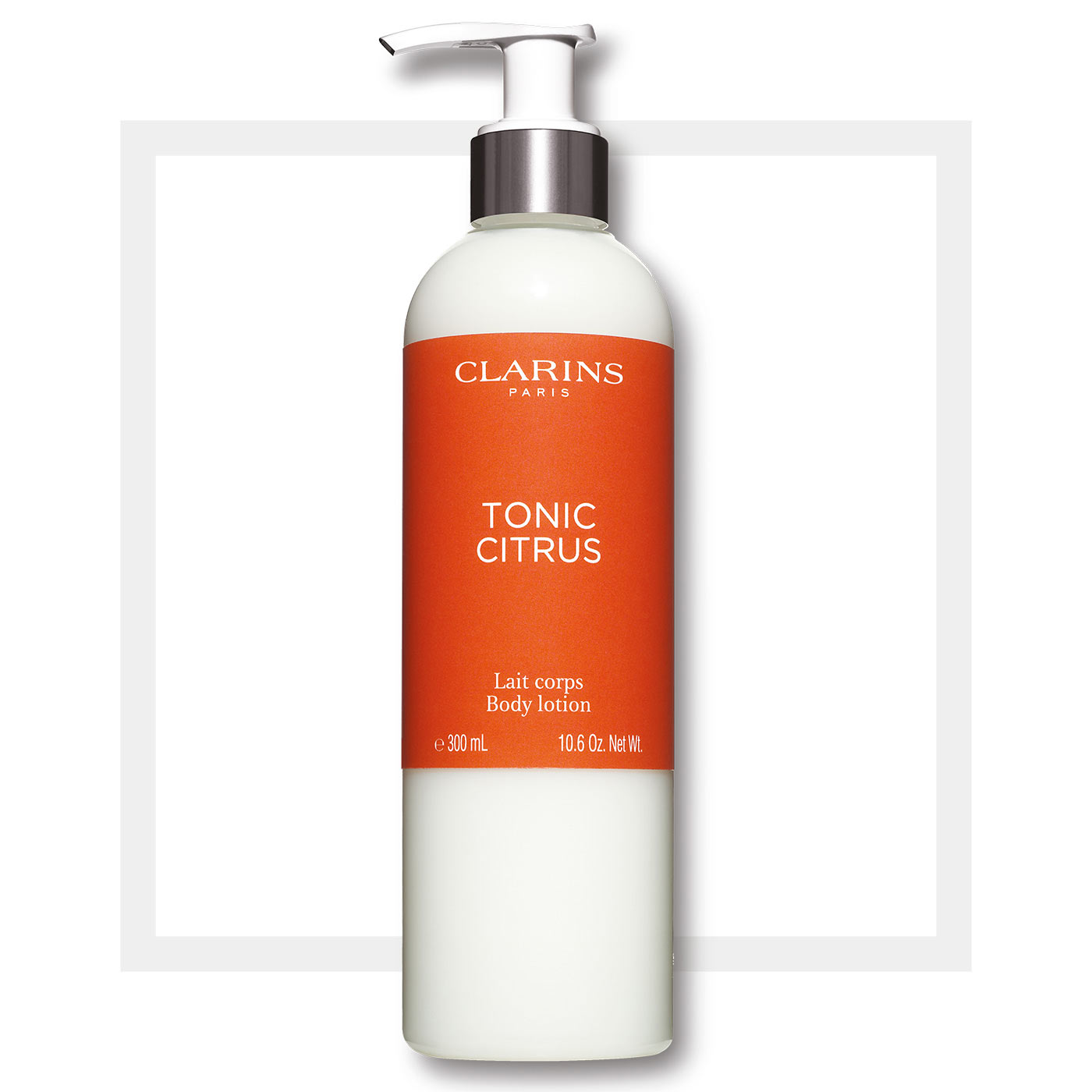 Tonic Citrus Body Lotion - Clarins