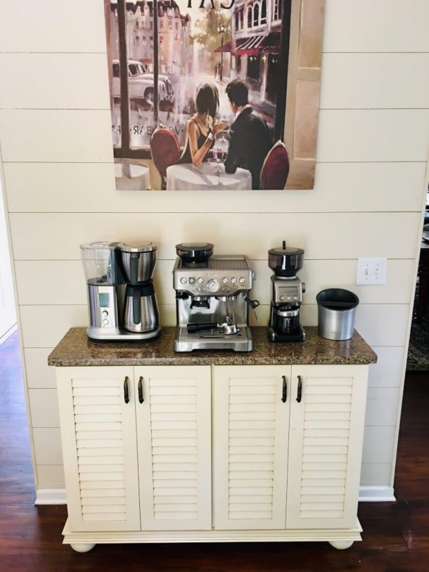Coffee Bar Kitchen: The Ultimate Home Coffee Bar: Design Ideas For Your Kitchen