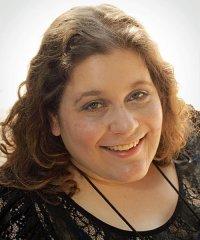 Rachel Swirsky. Photo by Folly Blaine, 2011.