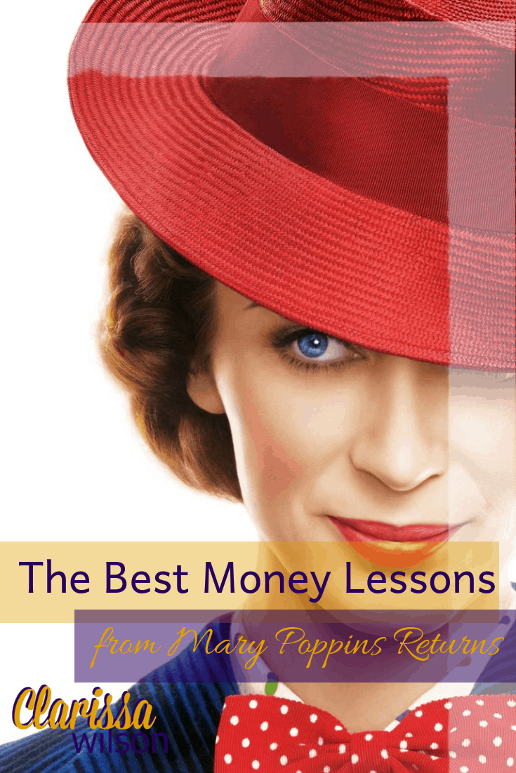 The Best Money Lessons from Mary Poppins Returns