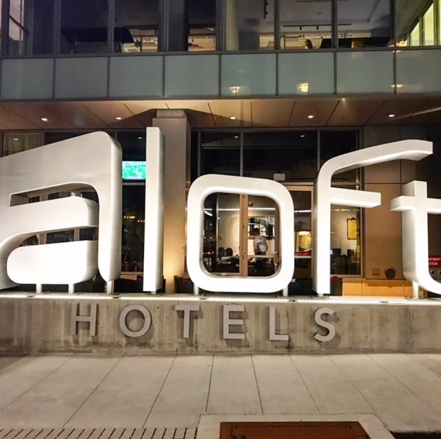 Stay, Play and Be Inspired at The Aloft Boston Seaport
