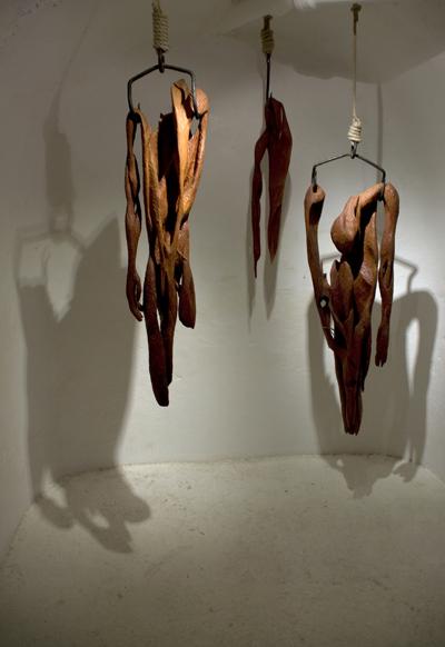 Les Peaux Galerie Maris Vitoux