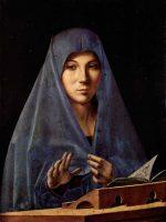 Annunciata Antonello da Messina
