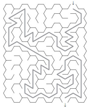 Children's Puzzle Page Solutions