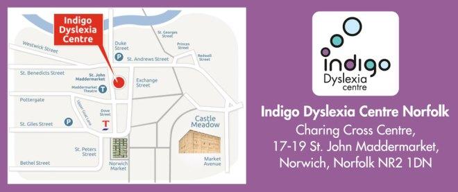 Indigo Dyslexia Centre Norwich