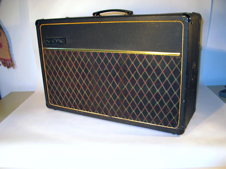 Vox Super Berkeley III Vintage 210 Speaker Cabinet