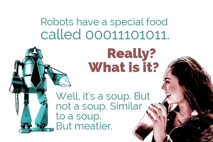 Robot Conversation