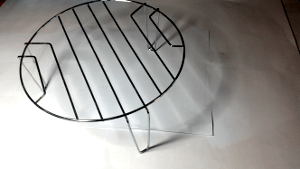 Kitchen vocabulary: Cooling rack
