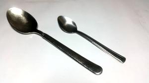 Kitchen vocabulary: Tablespoon Teaspoon