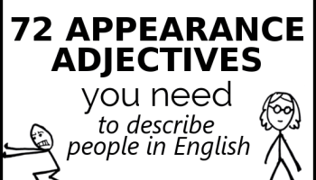 66 Negative Personality Adjectives to Describe People in