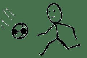 Football vocabulary: defender