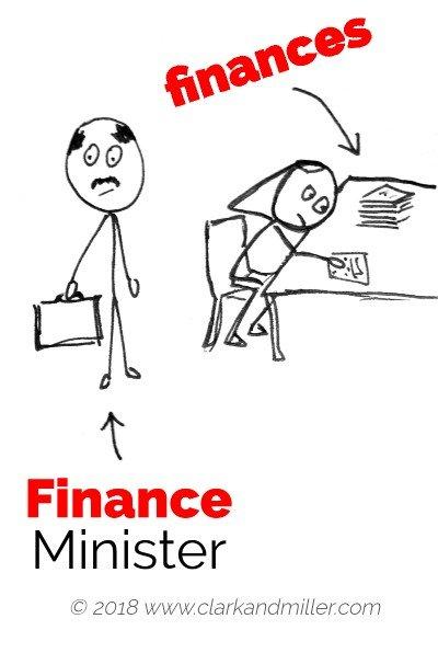 Finance vs Finances
