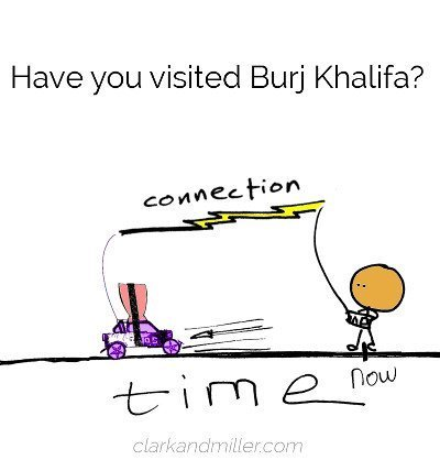 Have you visited Burj Khalifa?