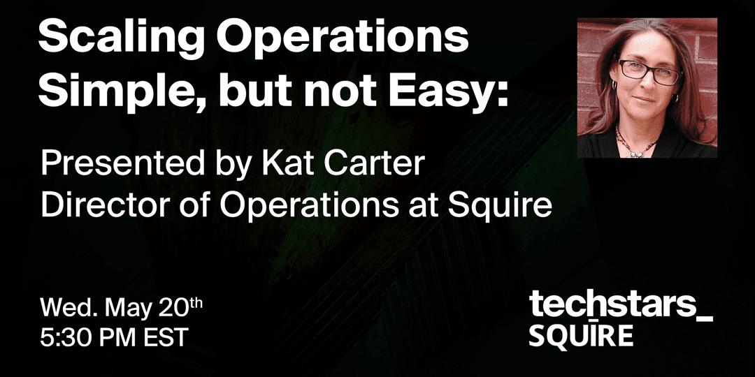 Scaling Operations: Simple but not Easy