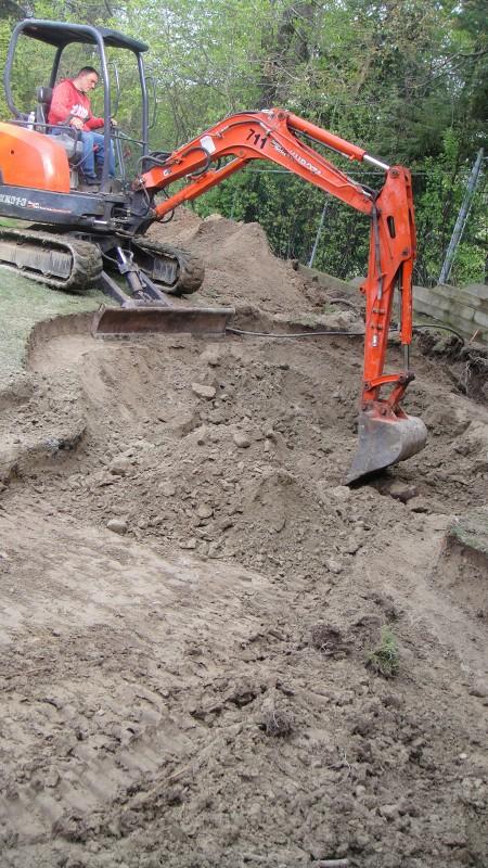 Farm Pond Building Tips