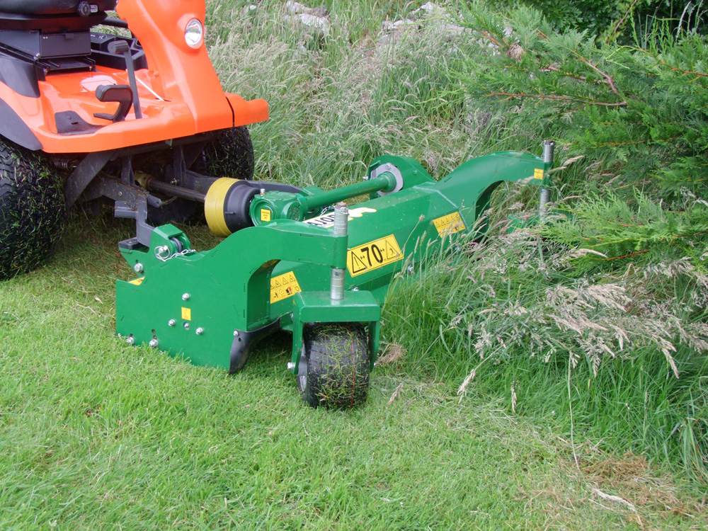 Flail For Kubota F Series Front Mower