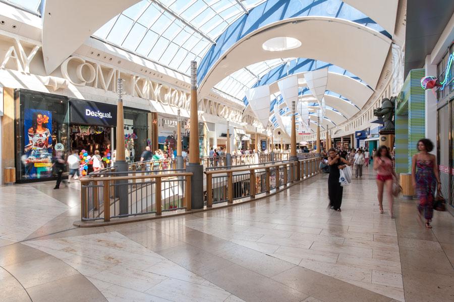 Bluewater Shopping Centre  Clarke Nicholls Marcel