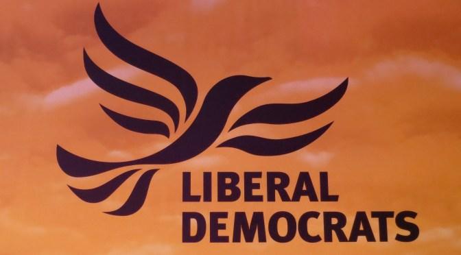 Why I'm Voting Liberal Democrat