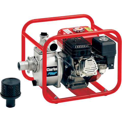 Pw50a 2 Petrol Powered Water Pump