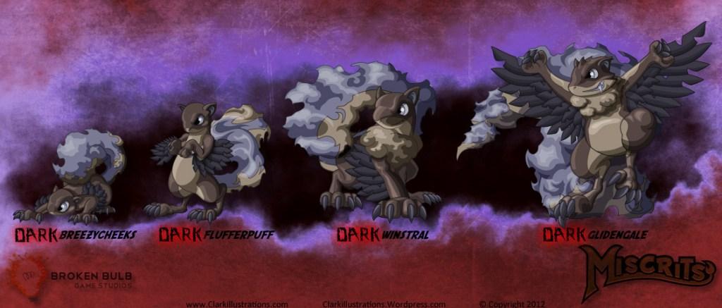 Dark Breezycheeks