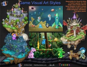 Art Styles (Tynker)