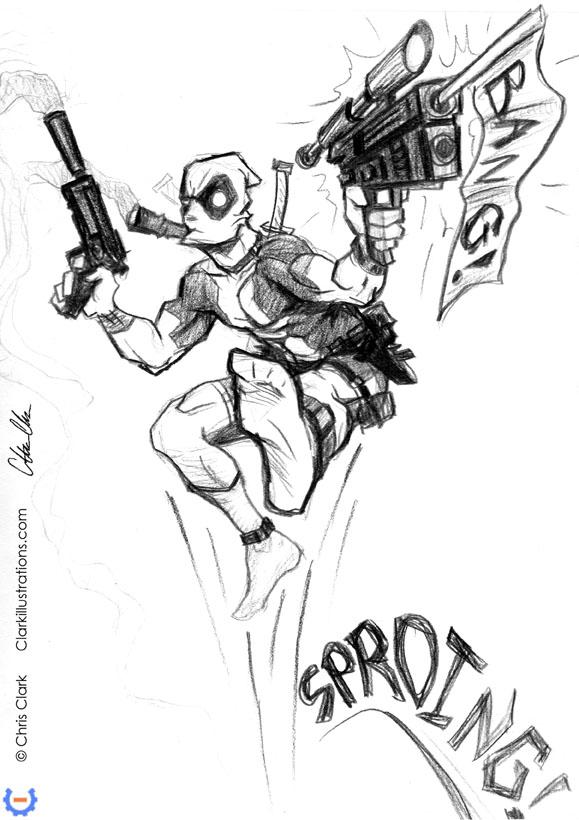 5-Deadpoool