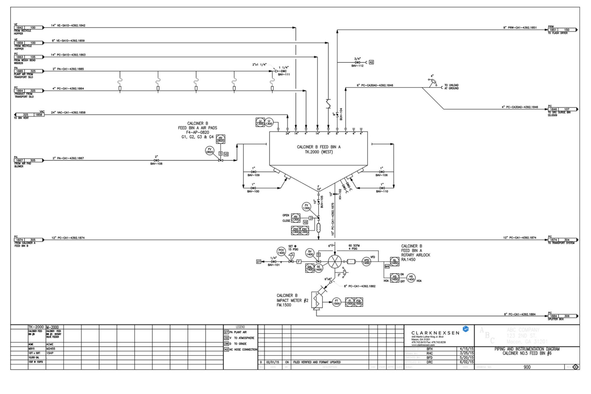 hight resolution of piping and instrumentation diagram us