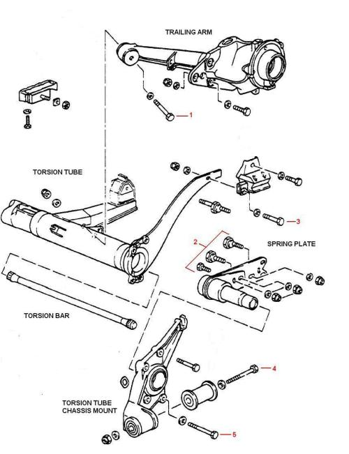 small resolution of 944 rear suspension