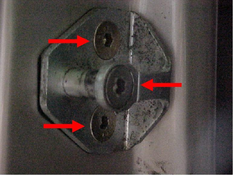 Door Handle  Removal Installation and Adjustment