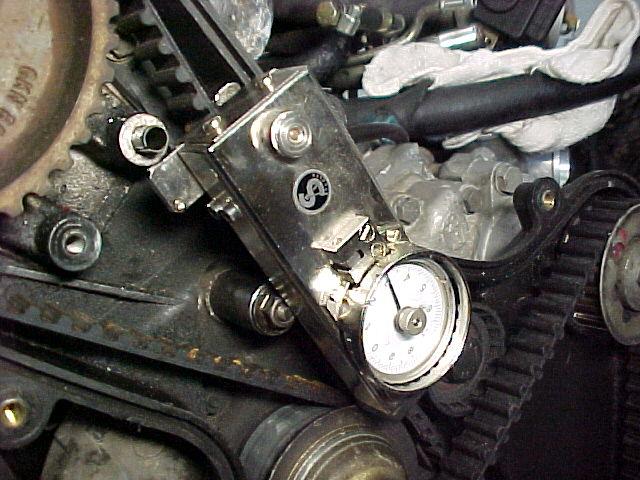 Kia Timing Belt Tensioner Tool