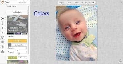 PicMonkey Colors