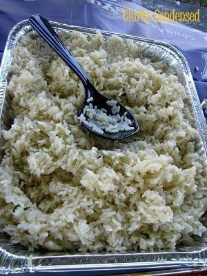 Cafe Rio Cilantro Lime Rice
