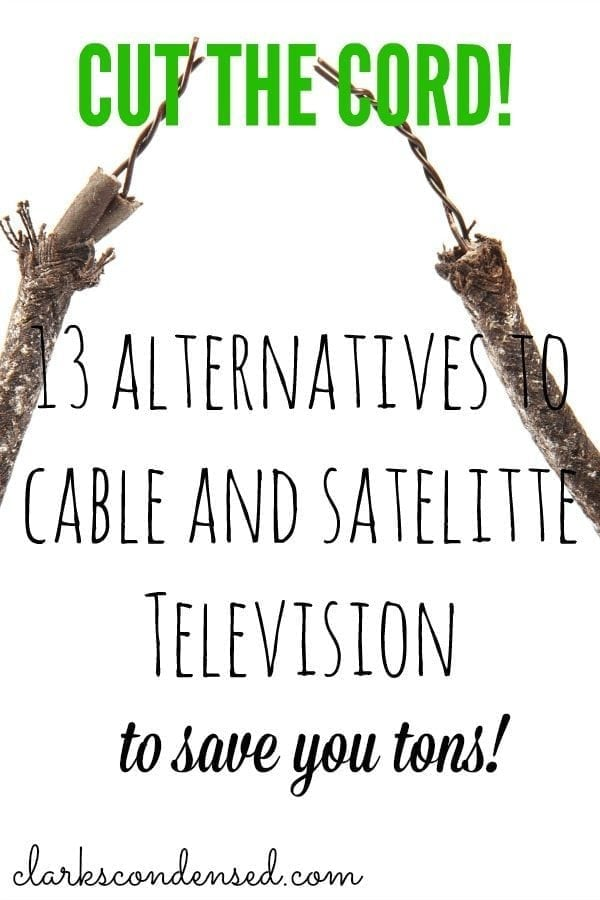 alternative to cable