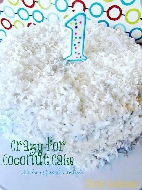Crazy for Coconut Cake by Clarks Condensed