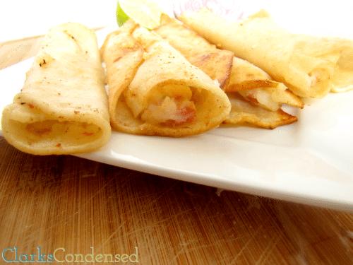 Tacos de Papa I Clarks Condensed