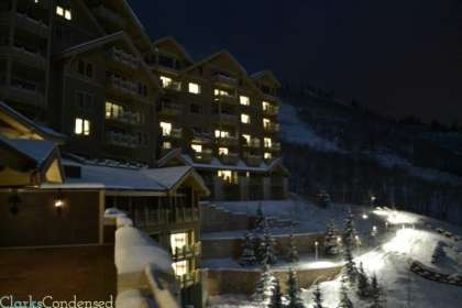 Review of Montage Deer Valley