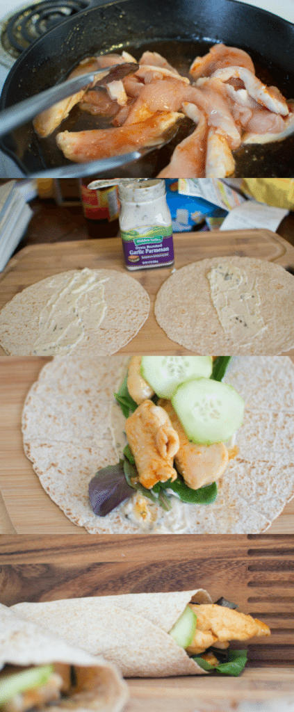 McDonalds Chili Lime McWrap with Grilled Chicken Copy Cat Recipe