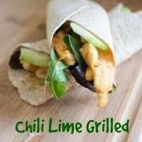 Copy Cat McDonald's Sweet Chili Lime Chicken Wrap
