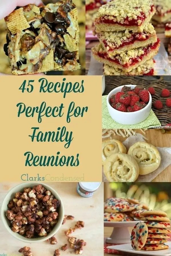 Yummy recipes that are perfect for the whole family -- everyone will enjoy these foods!