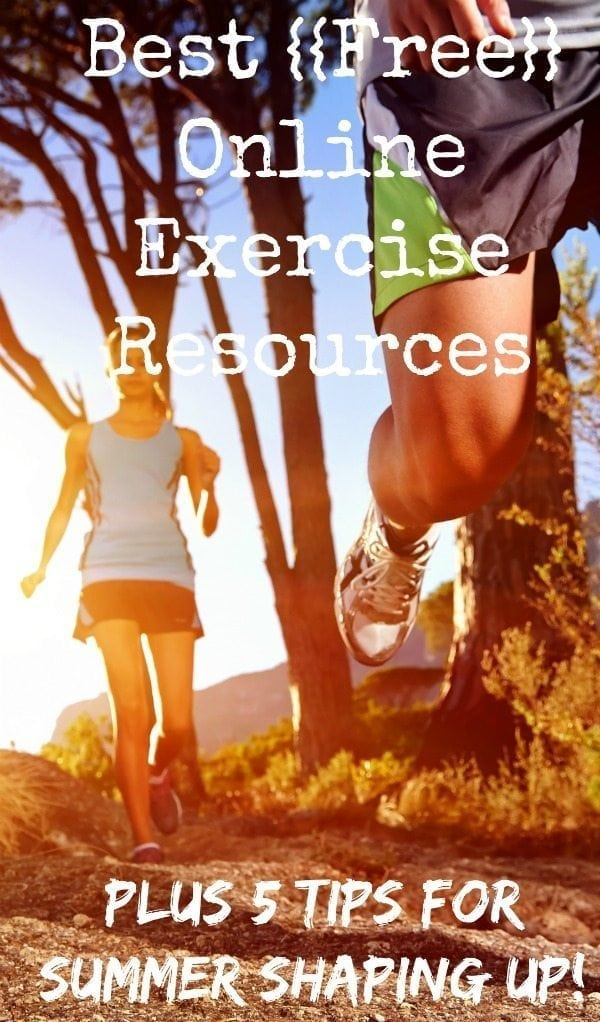 No gym? No problem! There are the best free online exercise resources.