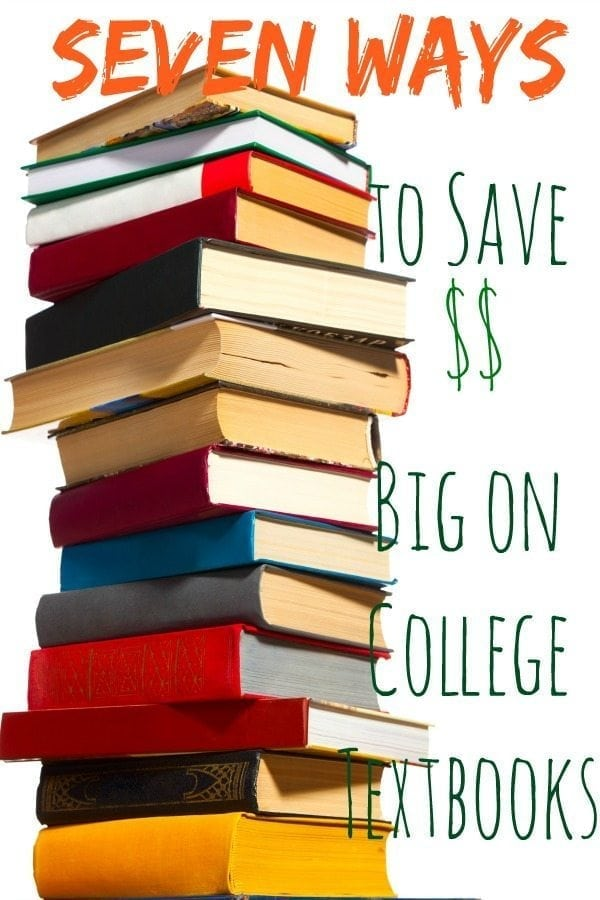 The average student spends $1100 per year on textbooks. Don't be average. Here are some tips on how to save money on textbooks.