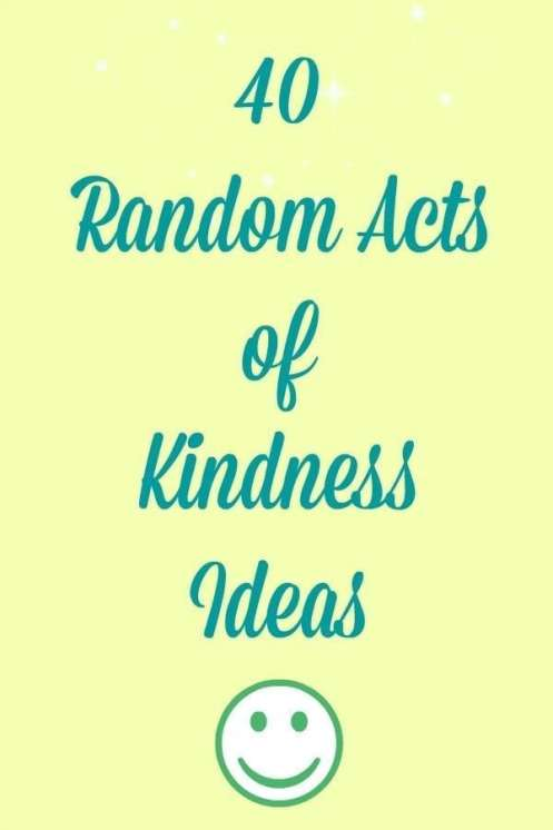random-acts-of-kindness-ideas