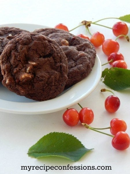 Double-Chocolate-Cherry-Cookies-recipe