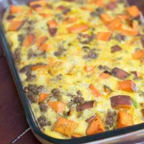 Paleo Breakfast Casserole
