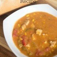 Zupas Chicken Enchilada Chili Recipe