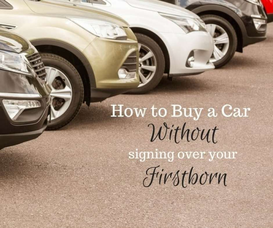 Tips for buying a car without getting scammed or swindled