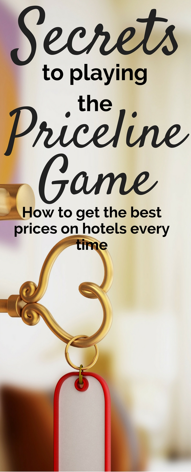 Here's how to get the best prices on hotels every time using secrets from this mom who always gets the best deal! via @clarkscondensed