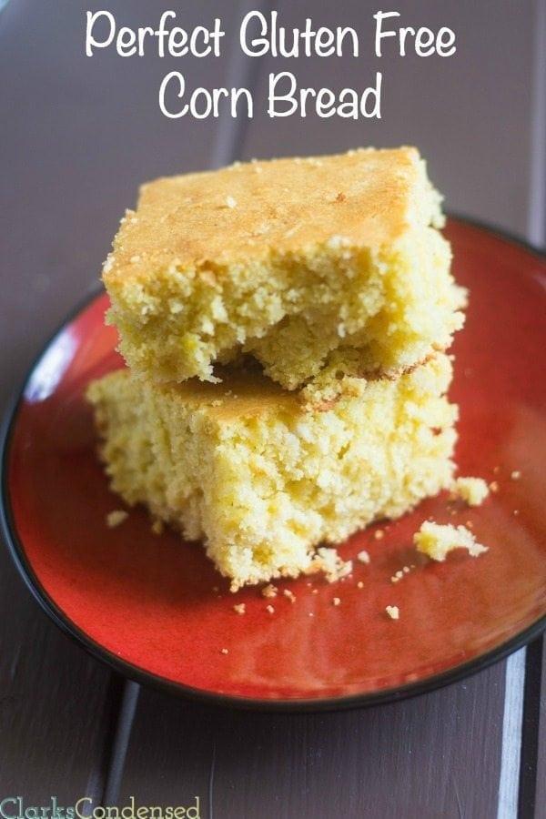 Gluten free corn bread recipe out there.